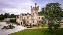 A general shot of Lough Eske Castle, a Solis Hotel & Spa.