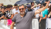 Players' agent Mino Raiola. Photo: Getty Images