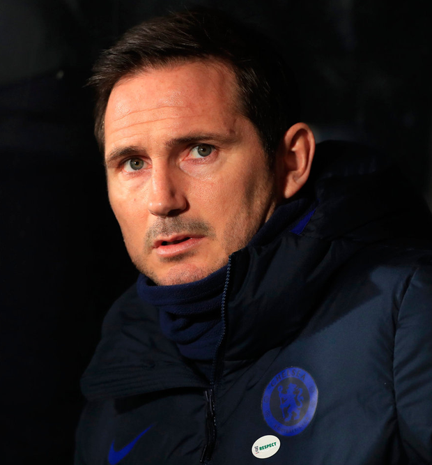 Lampard asks for a replacement for Chelsea record-breaker