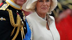 Prince Charles and his wife Camilla, Duchess of Cornwall, are expected to attend the 1916 commemoration ceremonies in 1916. Photo: Getty Images