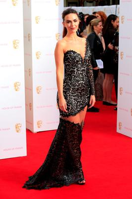 LONDON, ENGLAND - MAY 10:  Jennifer Metcalfe attends the House of Fraser British Academy Television Awards (BAFTA)  at Theatre Royal on May 10, 2015 in London, England.  (Photo by John Phillips/Getty Images)