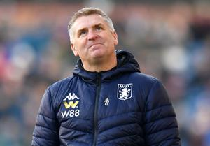 Dean Smith is frustrated by Aston Villa's schedule (Anthony Devlin/PA)