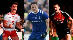 Tyrone, Monaghan and Mayo learned their fate this morning