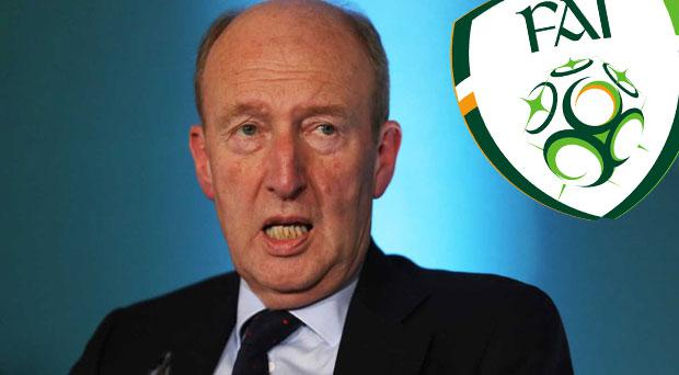 Minister for Tourism, Transport and Sport Shane Ross