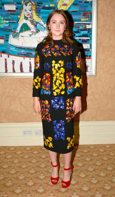 Saoirse Ronan at the ISPCC luncheon 2014