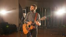 Musician Anderson at Windmill Lane Sessions, Dublin