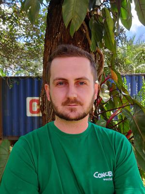 Ronan Sweeney is an aid worker in Malawi with Concern
