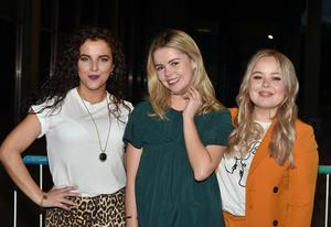 Jamie Lee O'Donnell, Saoirse Monica Jackson, Nicola Coughlan on The Ray Darcy Show