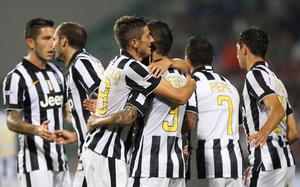"""7) Juventus 25  Star quality: 9 History: 9 Romance: 7  A new era at Juve that serves only to underline how enjoyable the old one was. The expressive Antonio Conte has been replaced by ultimate """"safe pair of hands"""" Massimiliano Allegri, with all his boring talk of """"no easy games"""". That said, new signings Alvaro Morata and Patrice Evra are intriguing, and surely this is the year Carlos Tevez makes his mark on the Champions League again. And that midfield! Pirlo, Pogba, Vidal: mamma mia."""