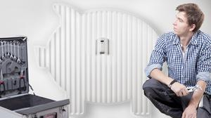 Energy saving concept. Stock picture