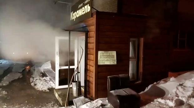 Five dead after heating pipe containing boiling water bursts in Russian hotel
