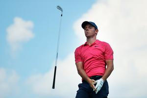 Rory McIlroy says he can't afford to be complacent seeking more Major victories. Photo by Gregory Shamus/Getty Images