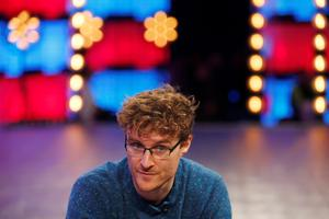 Web Summit's co-founder Paddy Cosgrave. REUTERS/Pedro Nunes