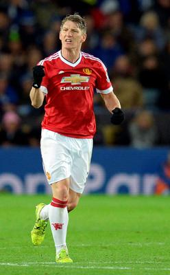 Bastian Schweinsteiger is not the player he once was. Photo: Oli Scarff/AFP/Getty Images