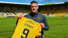 Anthony Stokes has had his contract with SPL side Livingston terminated