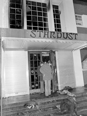 Tragedy: The Stardust fire claimed the lives of 48 people