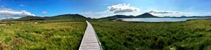 The Bog Walk at Ballycroy National Park