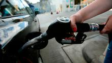 The tax added 2c to the cost of both petrol and diesel, but a drop in crude oil costs has led to a minor fall in prices for motorists. Stock Image: PA