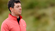 """""""How far can Rory fly? That's the question, one that Rory has answered himself in the past few weeks. Having witnessed his 61 at Quail Hollow, it was the finest round of golf I've ever witnessed as a player and professional. If Rory really wants it, it is there for him"""" (Oliver McVeigh / SPORTSFILE)"""