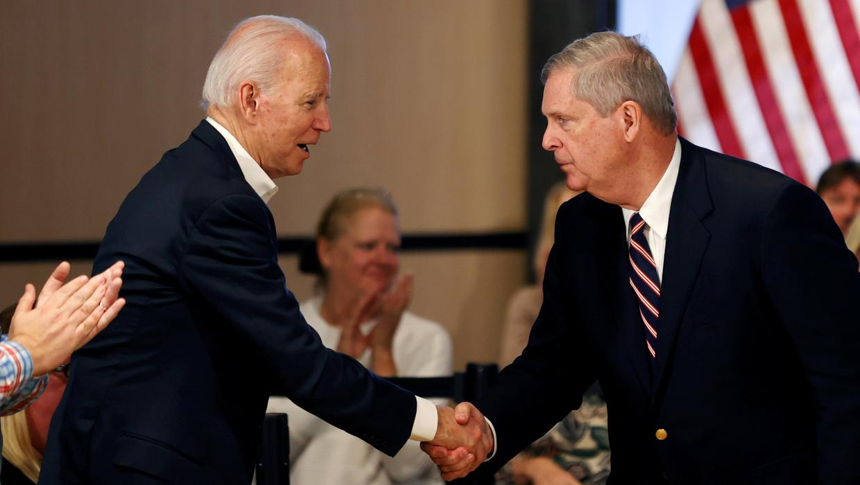 independent.ie - US Senate confirms Tom Vilsack as Biden's agriculture secretary