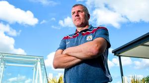 Former Galway manager Kevin Walsh. Photo: David Fitzgerald/Sportsfile