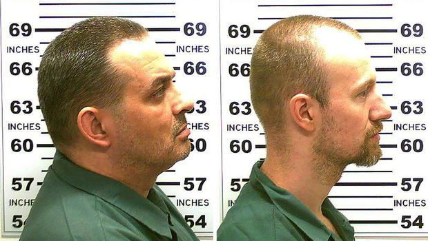 Richard Matt (L) and David Sweat are pictured in this combination of undated handout photos released by the New York State Police