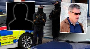 One suspect arrested after top-secret raid in which gardai recovered almost €300k cash in vacuum-packed bags in the attic of his house
