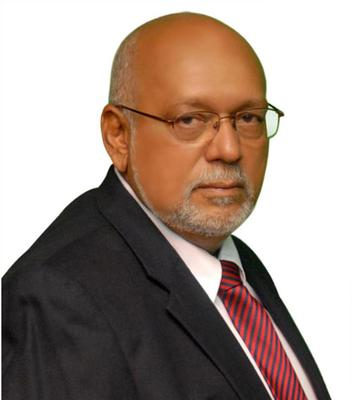 The president of Guyana, Donald Ramotar, against whom the alleged threat was made