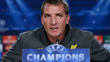 Real challenge: Brendan Rodgers insists he is relaxed about Liverpool's visit to the Bernabeu Photo: AP
