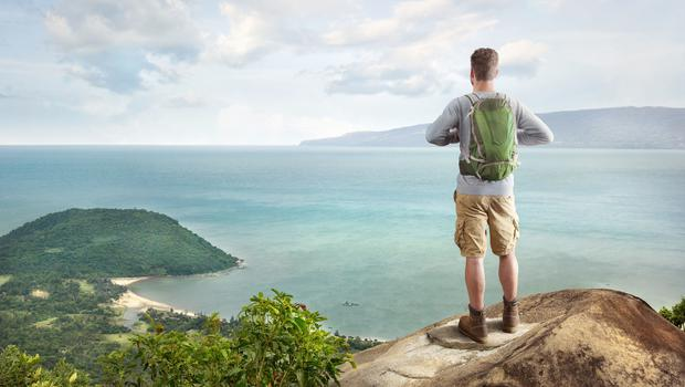 An adult backpacker. PA Photo/iStock.