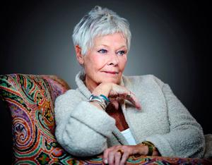 No longer ancient to be 80: Actress Judi Dench is well settled into life as an octogenarian. Photo: Orange Tree/PA Wire