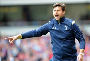 Tottenham manager Mauricio Pochettino insists he will not be intimidated by the hostile atmospher which awaits his team at the Emirates