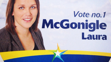 Cork city councillor Laura McGonigle.