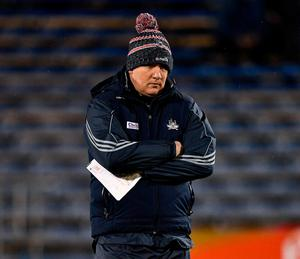 Cork manager Ronan McCarthy. Photo: Piaras Ó Mídheach/Sportsfile
