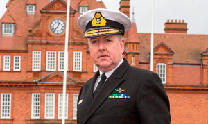 The initiative has been given the full support of the Chief of Staff of the Defence Forces, Vice Admiral Mark Mellett. Photo: Colin O'Riordan