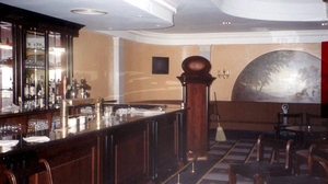 The Dáil private members' bar is now open