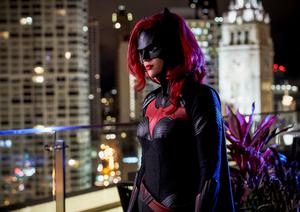Ruby Rose plays Batwoman in the new DC series