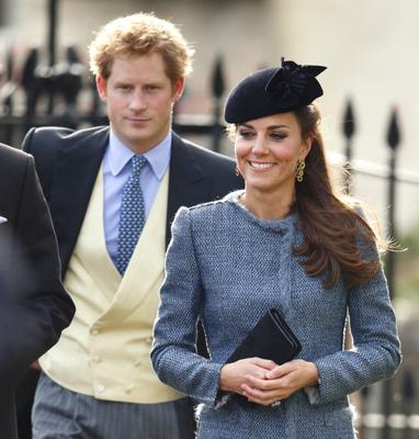 Prince Harry and Catherine, Duchess of Cambridge