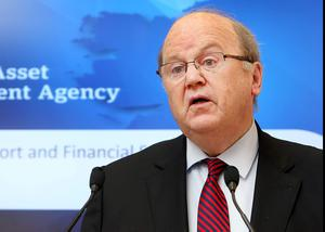 Finance Minister Michael Noonan will also want it known that caution has not been thrown to the wind