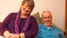 Evelyn Wainwright and her husband Terence Picture: Michael MacSweeney/Provision