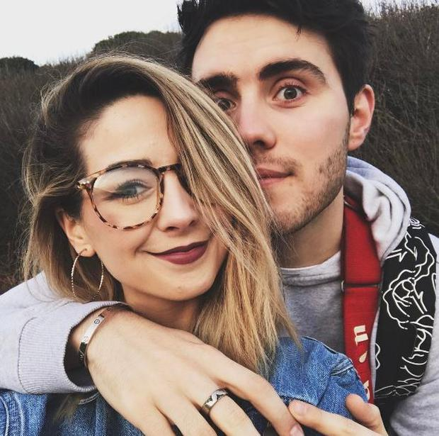 Zoella and Alfie have a combined subscriber count of 20.5m