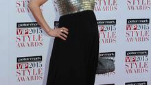 Pictured at The VIP Style Awards at The Marker Hotel last night was Maia Dunphy