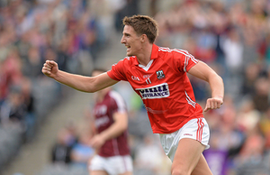 Aidan Walsh will make his debut for the Cork hurlers this weekend