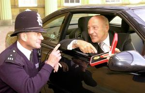 A GREAT SPORTSMAN Stirling Moss.