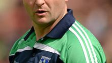 Limerick manager TJ Ryan will lead his team into the match against Tipperary in one of the most highly-charged clashes in the GAA calendar