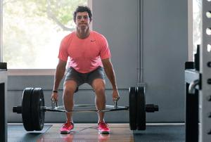 Rory McIlroy gives insight into his gym routine with video and images just released by his sponsor Nike