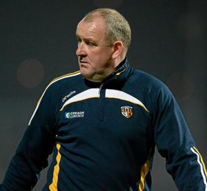 Antrim manager Frank Fitzsimons is genuine and fully committed, says former team-mate Anto Finnegan