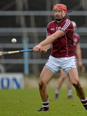 Iarla Tannian has been axed from Galway squad
