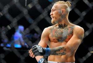 Conor McGregor has massive self-belief. Photo: Stephen R. Sylvanie / SPORTSFILE
