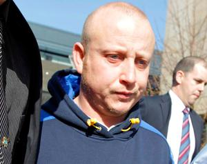Accused Roy Webster: Admits manslaughter but denies murder. Photo: Collins Courts